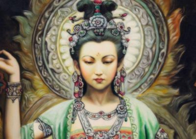 LAS DONCELLAS DE JADE | Tao Femenino (NIVEL I )