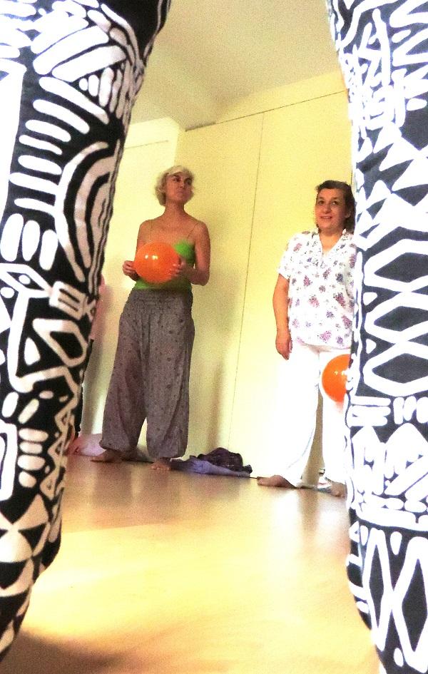 Taller de Voz Consciente. Impartido por Sofía Misma. Centro Karissa.