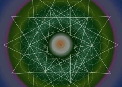 Yoga + Quantum grupal: chakra corazón