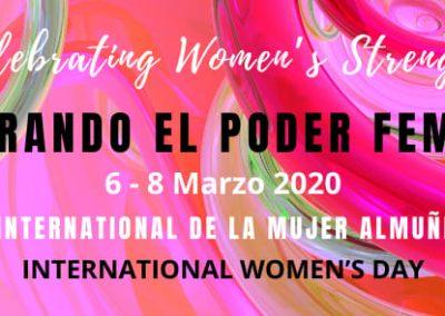 Celebrando el poder femenino / Celebrating female's power