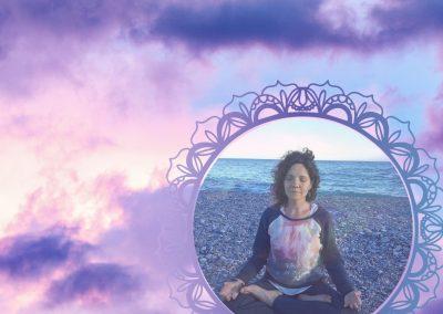 Meditación y cantos de mantras