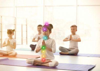 Yoga para niños y niñas