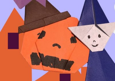Taller de Origami para niños y niñas